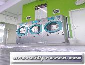 Lavadoras y secadoras Autoservicio y Profesionales