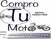 Compro Motos! 688297423  averiadas,golpe,caida,siniestros,accidentadas,rota Y Mas!