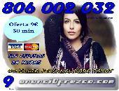 tarot, videntes con experiencia por visa 9€ 30 minutos. tarot 806 sólo 0,42 cm min.