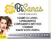 Bisanas.com - Tienda online productos Biológicos y Ecológicos