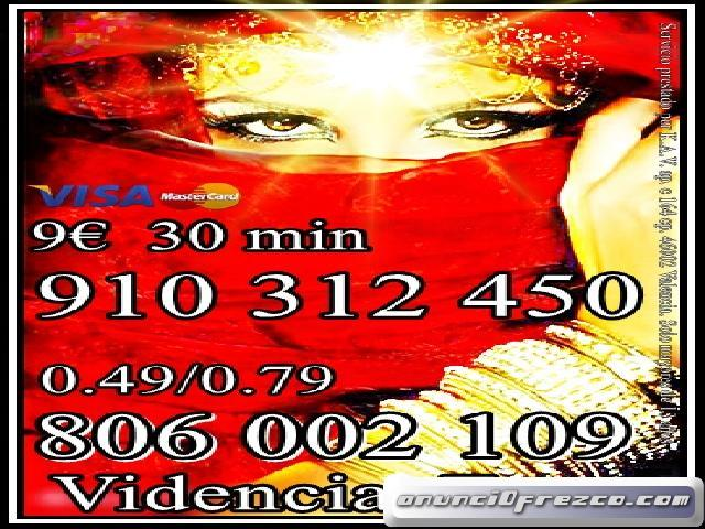 TAROT MADRID 910312450-806002109