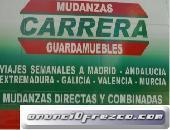 Mudanzas de Barcelona a Murcia, Cartagena. 936521994