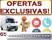 TRANSPORTES-MUDANZAS MADRID 913X689819 VACIADO DE PISOS