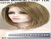 Pelucas cabello humano 50% dto. oncologia