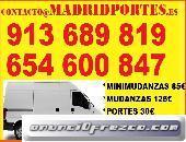 SOMOS ECONOMICOS 65-46OO847 PORTES EN ARAVACA-VISTA ALEGRE-MADRID