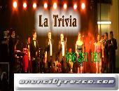Orquesta Show La Trivia para Matrimonios Cumpleaños Fiestas en Lima