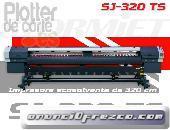 Plotter 3,2 mtr combo maquinaria gran formato