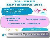 Actividades Septiembre 2018