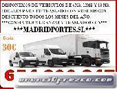 EMPRESA DE MUDANZAS EN ATOCHA 9.1.3.689.8.1.9 MADRID-PORTES