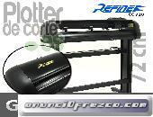 Plotter de corte Refine CC720 con corte de contornos