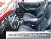 Mazda MX5 NB2, 1.6cc, 110cv, año 2003, rojo