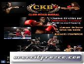 Boxeo  karate ,Muay thai ,kick boxing