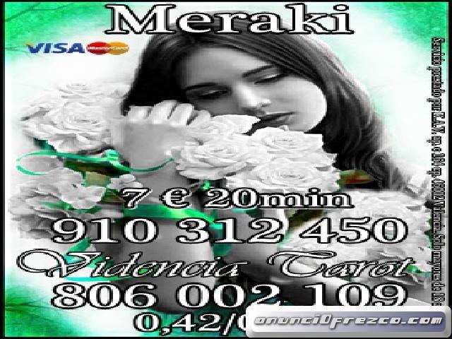 ¡¡OFERTAS EXCLUSIVAS VIDENCIA Y TAROT VISA 7 € 20 min. 9€ 30min  910 312 450- 806002109 -0,42/0,79 c
