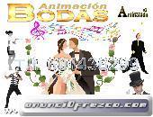 animaciones para bodas