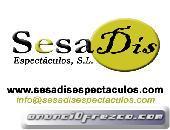 Agencia de Espectáculos en Madrid