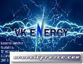 vk energy seleciona comerciales para pymes y recidenciales