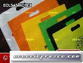 Bolsas Notex Con Asa Troquel -  JANPAX