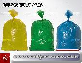 Bolsas Recicladas -  JANPAX