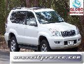 Alquiler de vehículos en Santiago Rep .Dom. Globo Renta Car