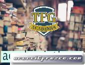 ¿Falta de tiempo para tu TFG / TFM?