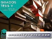 Contacta con nosotros para tu TFG: Grados Tesis Y Másters .com