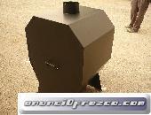 Horno de leña de exterior 100X67X58 nuevo 3