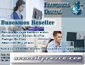 Franquicia Digital busca Reseller