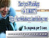 Tarot por whatsapp x 3 euros haz tu consulta 618620776