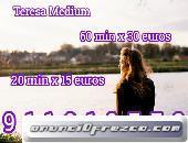 Teresa Medium a 30min x 20e