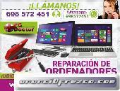 REPARACION DE ORDENADORES A DOMICILIO servicio tecnico