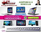 REPARACION DE ORDENADORES A DOMICILIO servicio tecnico 2