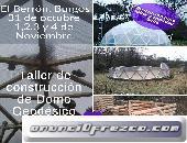 Curso Domo Geodésicos El Berron Burgos