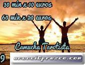 Camucha tarotista 30 min x 10eu 910910322