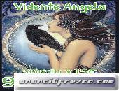Angela  Vidente Tarotista 30min x 15eu 910911105