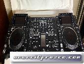 2x pionero CDJ-2000nxs2 más DJM-2000nxs2 mezclador de Paquete