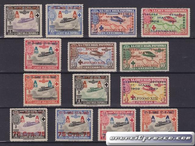 .Excelente oferta de intercambio de sellos 3x1