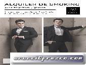 Alquiler de smoking para empresas y colectivos en Madrid