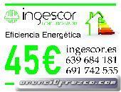 Certificado energetico en Toda España