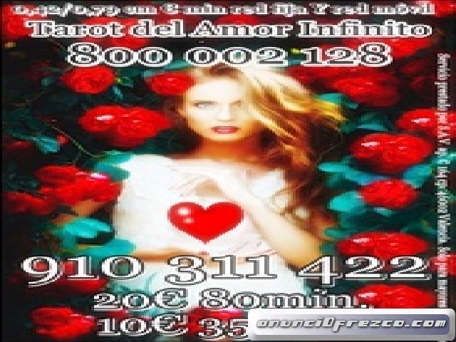 TAROT DEL AMOR CERTERO Y REAL EN EL AMOR INFINITO 910311422-806002128