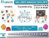 TALLERES DE NAVIDAD DESPIERTA