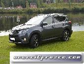 Toyota RAV4 4WD CVT 3 2015 Ejecutivo