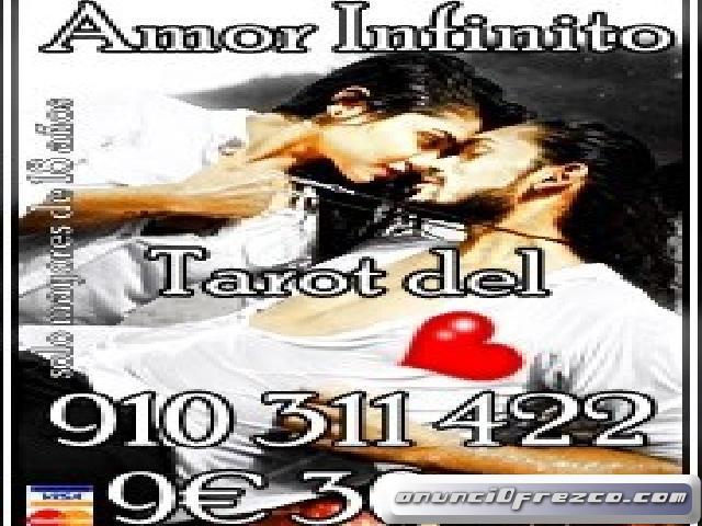 TAROT VISA ACERTADA Y PURA EN EL AMOR INFINITO REAL 910311422