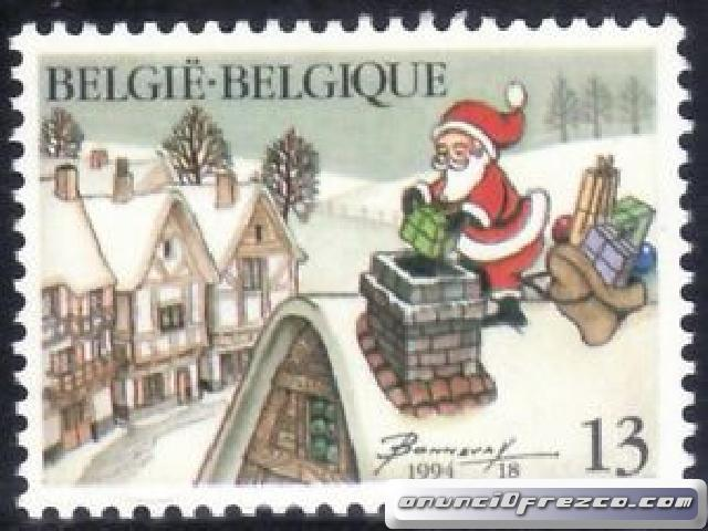 Cambio sellos de Bélgica 3x1