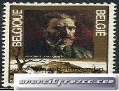 Cambio sellos de Bélgica 3x1 2