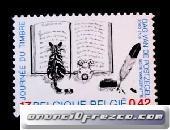 Cambio sellos de Bélgica 3x1 5