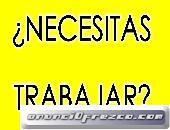 ¿NECESITAS TRABAJAR o INGRESOS EXTRA? SI VIVES EN ESPAÑA CONTÁCTANOS.