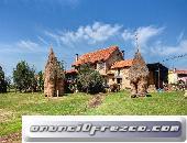 Alojamiento en Casa Rural Cuetu Calter en Gijon Asturias 2