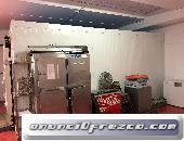 Vendo Cámara blanca frigorífica ZANOTTI 3