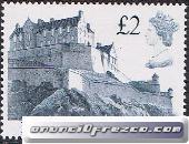 Intercambio sellos usados de Inglaterra 3x1