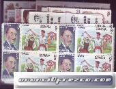 Compro sellos de España por kilos 3